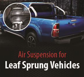 Leaf Sprung Vehicles