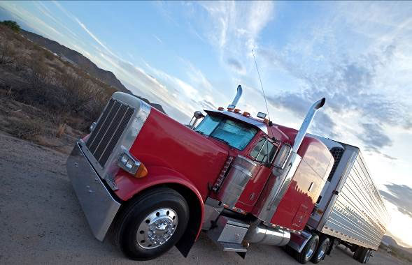 Firestone Truck